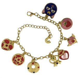 Sailor Moon Icons Charm Bracelet